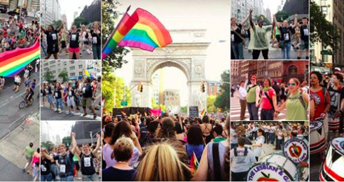 26th Annual Dyke March 2018
